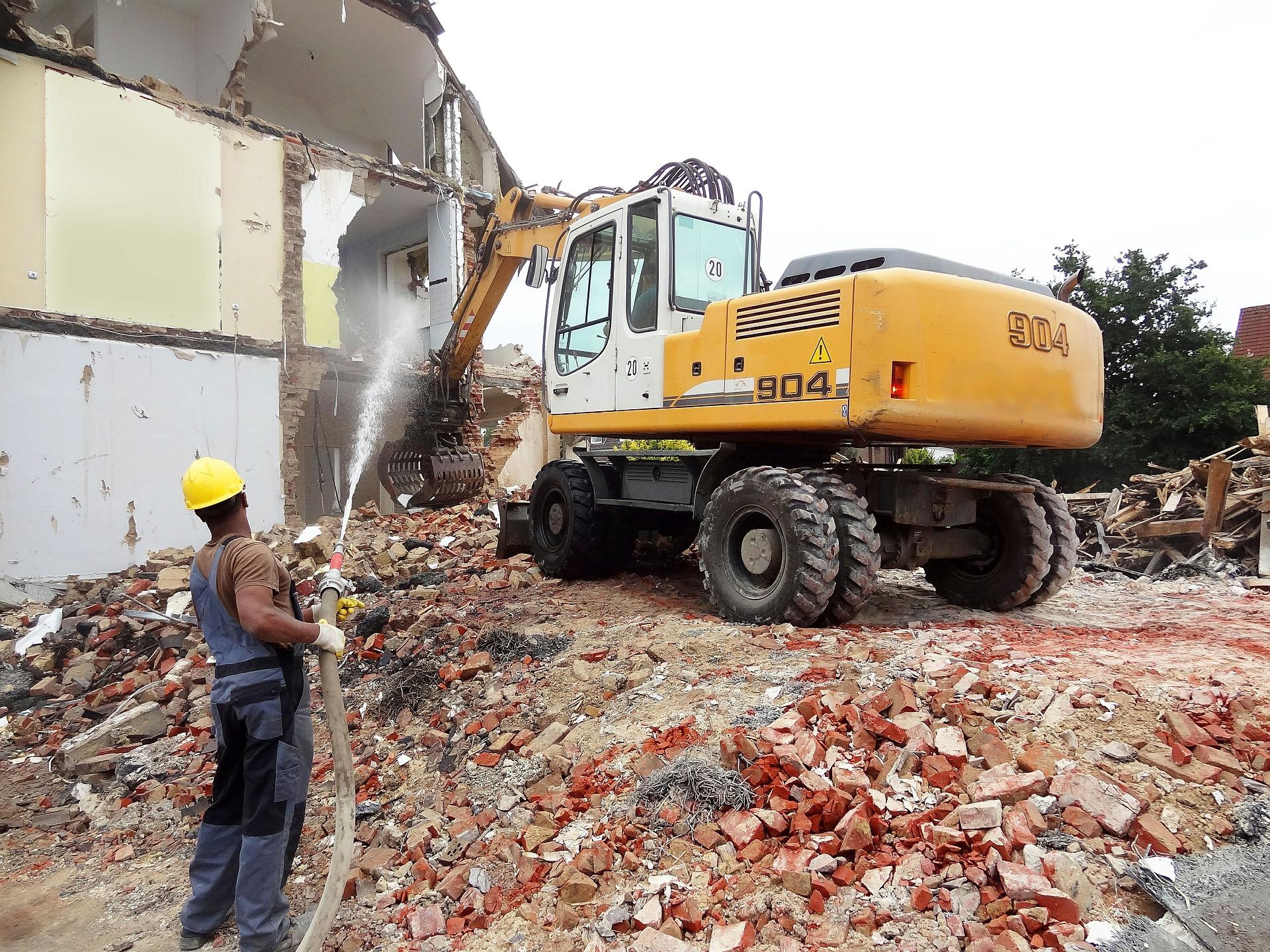 Démarrer une entreprise dans le domaine de la construction